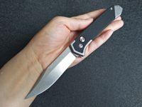 bıçak 59hrc toptan satış-2018 Taktik bıçak SOG Anahtarı bıçak otomatik bıçak açık taşınabilir taktik katlanır bıçak 8Cr13move 59HRC G10 Kolu kamp Avcılık aracı