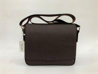 Wholesale male messenger bag for sale - Group buy 2019 Leather Men Bag Casual Business Leather Mens Messenger Bag Vintage Men s Crossbody Bag bolsas male