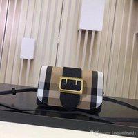 çanta tokaları toptan satış-Bayan versiyon çantası, mini versiyon tasarımı; Zhen seçilen metal deri, ekose pamuk kesme parçaları, zarif el yapımı jimin ile