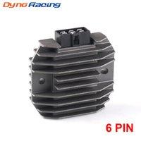 gleichrichter groihandel-Dynoracing Motorrad-Spannungsregler Gleichrichter für Kawasaki VN750 VN1500 ZZR600 GPX600R Motorrad-Zündung Hohe Qualität