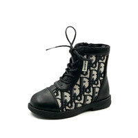 Wholesale girls autumn boots for sale - Group buy Kids boots fashion girls martin boots kids designer shoes girls boots toddler shoes toddler girl designer shoes toddler boot retail A8044
