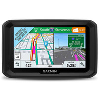 igo gps neue karte großhandel-Garmin Dezl 580 LMT-S 5 Zoll GPS Navigator für Lkw Langstrecken 010-01858-02