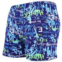 erwachsene badehose großhandel-Flache Winkel Druckmuster Schwimmen Stamm Männer Schwimmen Hosen Lose Und Komfortable Erwachsene Mehr Farbe Mode 3 9xy C1
