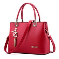 taobao modelle großhandel-Bag Ladies 2019 New Damentasche Taobao Explosion Models Fashion Damen Messenger Schultertasche