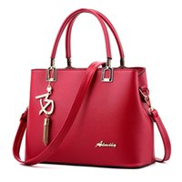 modelos de taobao al por mayor-Bag Ladies 2019 New Women Bag Taobao Explosion Models Fashion Messenger Shoulder Handbag