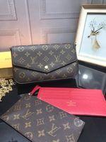 Wholesale boys leather wallets resale online - New High end Quality Boy Wallet Leather Wallet Fashion Long Business Fashion Clutch Purse Men Handbag Men S Clutch Bag