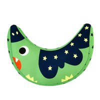 Wholesale cute seat covers for sale - Group buy Cartoon Cute Animal Seat Belt Pad Pillow Covers For Kids Safety Belt Protector Cushion Plush Soft Headrest Neck Support New