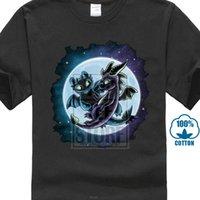 jeux de dragon sans dents achat en gros de-Aire de jeux Dragon édenté Crossover Jeux Vidéo Femmes T-shirt à manches courtes simple T-shirt en coton
