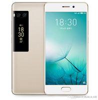 android chinese fernseher großhandel-Instock Meizu Pro 7 pro7 4G LTE 4 GB 128 GB MTK p25 Octa Core Handy 5,2