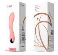ce jouets pour adultes achat en gros de-USB Recharge Magic Want vibrateur Masseur Adulte Femme Jouets Femme G Spot Massager Approbation CE pour Couples