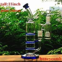 Wholesale smoke shop water pipes for sale - Group buy New beaker bongs glass bong quot Rasta water pipes oil rig mm joint smoke shop three brand bongs glass pipe