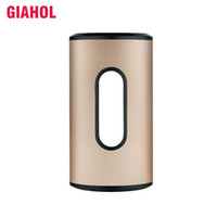 Wholesale ozone light resale online - GIAHOL Ultra Quiet Portable Ozone Air Sterilizer USB Mini Stylish Super Energy Efficient Air Purifier with Light for Car home