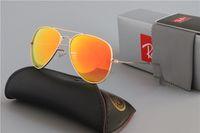 Wholesale aviator polarized resale online - Hot Sale Aviator Ray Sunglasses Vintage Pilot Brand mm mm Sun Glasses Band Polarized UV400 Bans Men Women Ben wayfarer sunglasses