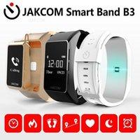 ingrosso usato orologio intelligente per la vendita-JAKCOM B3 intelligente vigilanza calda di vendita in Smart Wristbands come quelli utilizzati telefoni della vigilanza della macchina fotografica cach