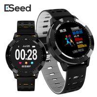 sport kinder aktivitäten großhandel-eSeed ES01 intelligente Armbanduhr IP67 wasserdicht gehärtetes Glas Activity Fitness Tracker Pulsuhr Sport pk id115 Plus