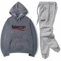Wholesale yoga pants rhinestones for sale - New Fashion Women Men Tracksuits Jacket Students Sport suit Unisex Casual warm coat with pants