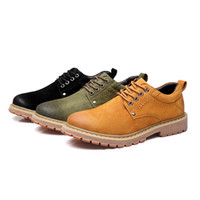 Wholesale chain boot shoes men resale online - Winter Men Low Boots Brown Ins Casual Sneakers Boots Black New Cool Half Warm Luxury Hot High Quality Shoes With Box