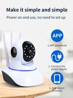 720P Wifi IP Camera 360 Degrees Panoramic home Security Camera Wireless network video Surveillance CCTV Camera IR Night Vision Baby Monitor