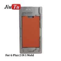 Wholesale aluminium metal frame for sale - Group buy Aluminium Mould For iPhone P P Laminator Mold Metal For in Front Glass with Frame Location Alignment Lamination