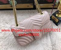 hohe markenhandtaschen großhandel-Nagelneue Frauenhandtaschen des echten Leders mittlere Qualitätsschultertaschen des großen Leders für Dame 443