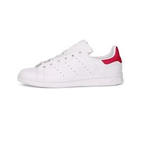 Wholesale uk cycling resale online - 2019 Official Classic Men Women Skateboarding Shoes Stan Smith Authentic Sneakers Shoes Platform Leisure UK Size M20324 With Box