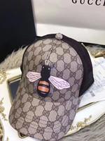 armas de uzi al por mayor-2019 Sombreros deportivos 2018 Hot Uzi Gun Rose Gorra de béisbol Snapback EE. UU. Moda Casquette Papá Sombrero Algodón Unisex Hueso de marca Sombrero Visera