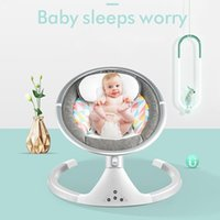 Wholesale multifunctional chair for sale - Group buy Multifunctional baby cradle reclining chair lazy comfort chair non electric baby coaxing for newborns