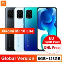 Wholesale xiaomi ai resale online - Global Version Xiaomi Mi Lite G GB GB Smartphone Octa Core Snapdragon G MP AI Quad Cameras quot Dot Drop mAh