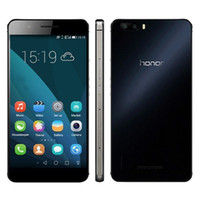 Wholesale 6 inch screen cell phones for sale - Group buy Original Huawei Honor Plus G LTE Cell Phone Kirin Octa Core GB RAM GB GB ROM Android inches MP mAh Smart Mobile Phone