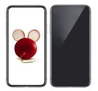 quad core 13 al por mayor-6.5 pulgadas verdes de la etiqueta sellada GooPhone XS Max 11 pro max androide 7.0 MTK6580 Quad Core 1 GB 16GB 1520 * 720 HD 13 MP teléfonos celulares 3G Dual Sim