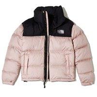 lüks ceketler erkekler toptan satış-2019 Sıcak Tasarımcı Parkas Erkekler Kadınlar Sokak Marka Aşağı Palto Rüzgarlık Ceketler Sıcak Tutmak Lüks Fermuar Hoodies Spor Rahat Moda 9971CE
