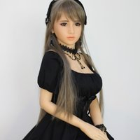 Wholesale mannequins sex style resale online - Sexy Doll Style Real Sex Silicone Dolls Cm Full Size Sex Doll With Skeleton Oral Vagina Pussy Anal Adult Dolls