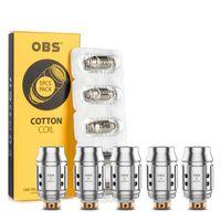 Wholesale dhl cube resale online - OBS Cube Mini Coil Original Replacement Coils S1 Mesh ohm N1 ohm for KFB2 AIO KIT CUBE MINI Kits DHL Free