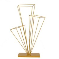Golden Wedding Centerpieces.Wholesale Gold Wedding Centerpieces For Resale Group Buy