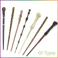 Wholesale harry potter wands hermione for sale - Group buy Best Quality Harry Potter The Elder Wand Fantastic Beasts Magic Wand Hermione Voldermort Cosplay Novelty Toy