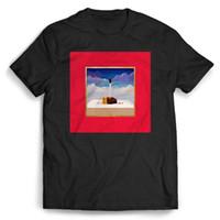 karanlık fantezi toptan satış-Kanye West Benim Güzel Karanlık Twisted Fantasy erkek / kadın T Gömlek