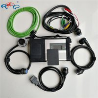 Wholesale c5 multiplexer resale online - 2019 Top Support multi language MB STAR C5 SD Connect Wireless C5 Multiplexer Diagnostic Tools and scanner with WIFI upgrade of MB STAR