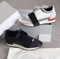 Wholesale new popular sneakers resale online - New Designer shoes Man Woman Mesh Shoes Breathable Drop Shipping Popular Brand Casual Shoes Sneaker Fashion Mixed Colors Red Mesh Trainer