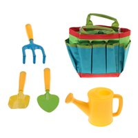 Wholesale garden tool kids for sale - Group buy 5pcs Set Children s Garden Tool Set Beach Sand Toy Set Kids Outdoor Toys