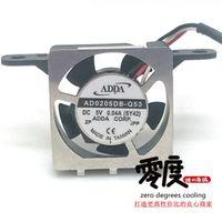 Wholesale adda 5v fans resale online - New ADDA cm Dell notebook fan V A AD0205DB Q53