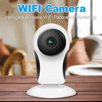 Wholesale definition cmos for sale - Group buy Network High Definition IR Night Vision Camera with Remote Control Two way Voice Intercom Function EU Type