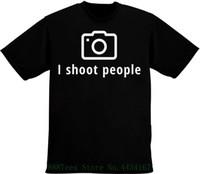 o камера оптовых-Я снимаю людей с камерой мужская футболка 100% хлопок с коротким рукавом o шеи топы футболки