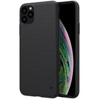 nilink süper buzlu kalkan toptan satış-Iphone 11 XI Max NILLKIN Süper Buzlu Kalkanı mat arka kapak kılıf iphone 11