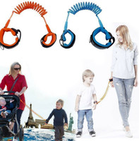 Wholesale walking band for sale - Group buy Anti Lost Band Kid Child Safety Harness Anti Lost Strap Wrist Leash Walking m outdoor parent baby leash Rope Wristband Belt LJJK2198