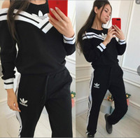 vêtements sport féminin achat en gros de-2018 Neo Women's Clothing Femmes Vêtements de sport Sweats à capuche femme Jogging Combinaison de sport pour vêtements de yoga Vêtements de loisirs Vêtements d'aérobic