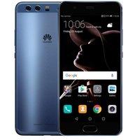huawei phone al por mayor-Huawei P10 4GB RAM 64GB ROM Firmware global Banda LTE completa Teléfono móvil Octa Core 5.1