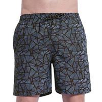 c495d15eb0764 Print Swimwear Men Beach Men's Swimming Trunks Sexy Swimsuit Briefs Swimming  Short for Men Swimwear sunga maillot de bain homme