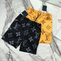 pantalones de camuflaje marrón al por mayor-19ss de lujo de los hombres pantalones cortos de verano de vacaciones casual beach shorts marca los hombres pantalones cortos de diseño diseñador para hombre de verano pantalones cortos m-3xl