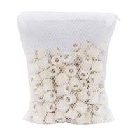 akvaryum çantası toptan satış-Bio seramik halkalar akvaryum filtre medya örgü çanta