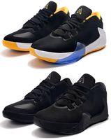 outlet homens sapatos de basquete venda por atacado-Homens Zoom Anormal 1 Antetokounmpo 34 Sapatos de Basquete, Formadores Designer Calçados Esportivos, Formadores Designer Sports relatório tomada de borracha sapatos simples